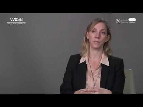 Dr. Rebecca Winthrop, Brookings Institution - WISE 2015 Eminent ...