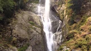 栴檀轟の滝「五家荘」