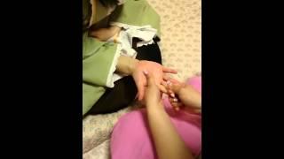メイドさんの簡単ハンドリフレレッスン thumbnail
