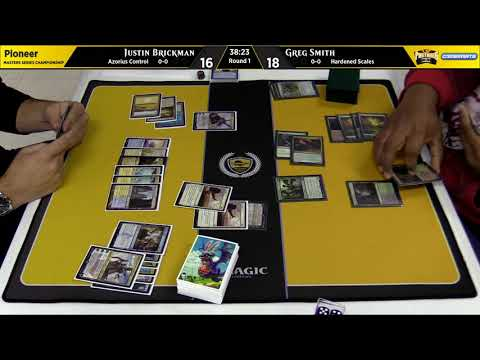 Pastimes $10,000 Masters Series Championship Round 1   Pioneer