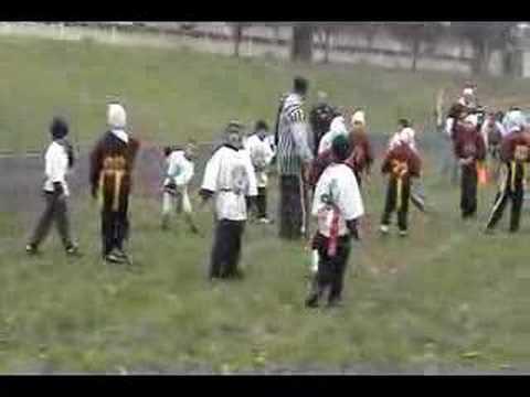 Superbowl 2007 Colts Wildcats Jason TD