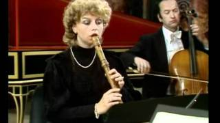 Bach Brandenburg Concerto No.2  in F major, BWV 1047 mvt2 Andante  D°,N Harnoncourt