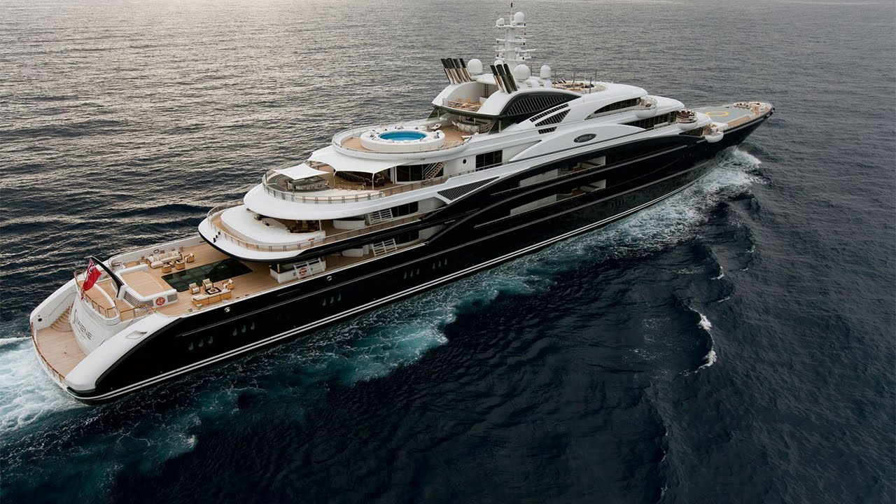 10 Expensive Yachts Most