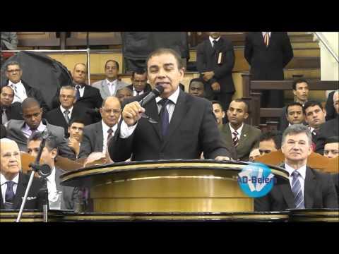IEADSP - Pr. Israel Ferreira - Dia 01/07/2013 - TV ADBELEM