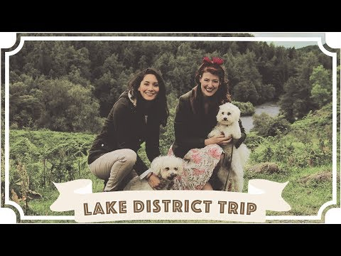 A Week In The Lake District // Vlog [CC]