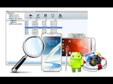 2 Ways To Recover Files From Android After Factory Reset   Android Recovery
