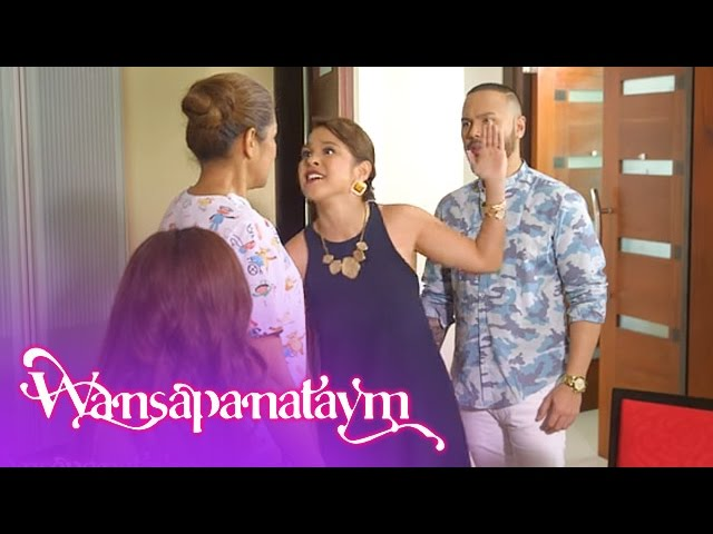Wansapanataym Outtakes: My Hair Lady - Episode 8
