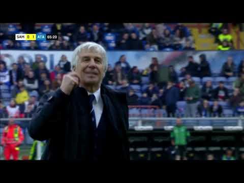 190310 27^ G Sampdoria Atalanta 1-2 DAZN