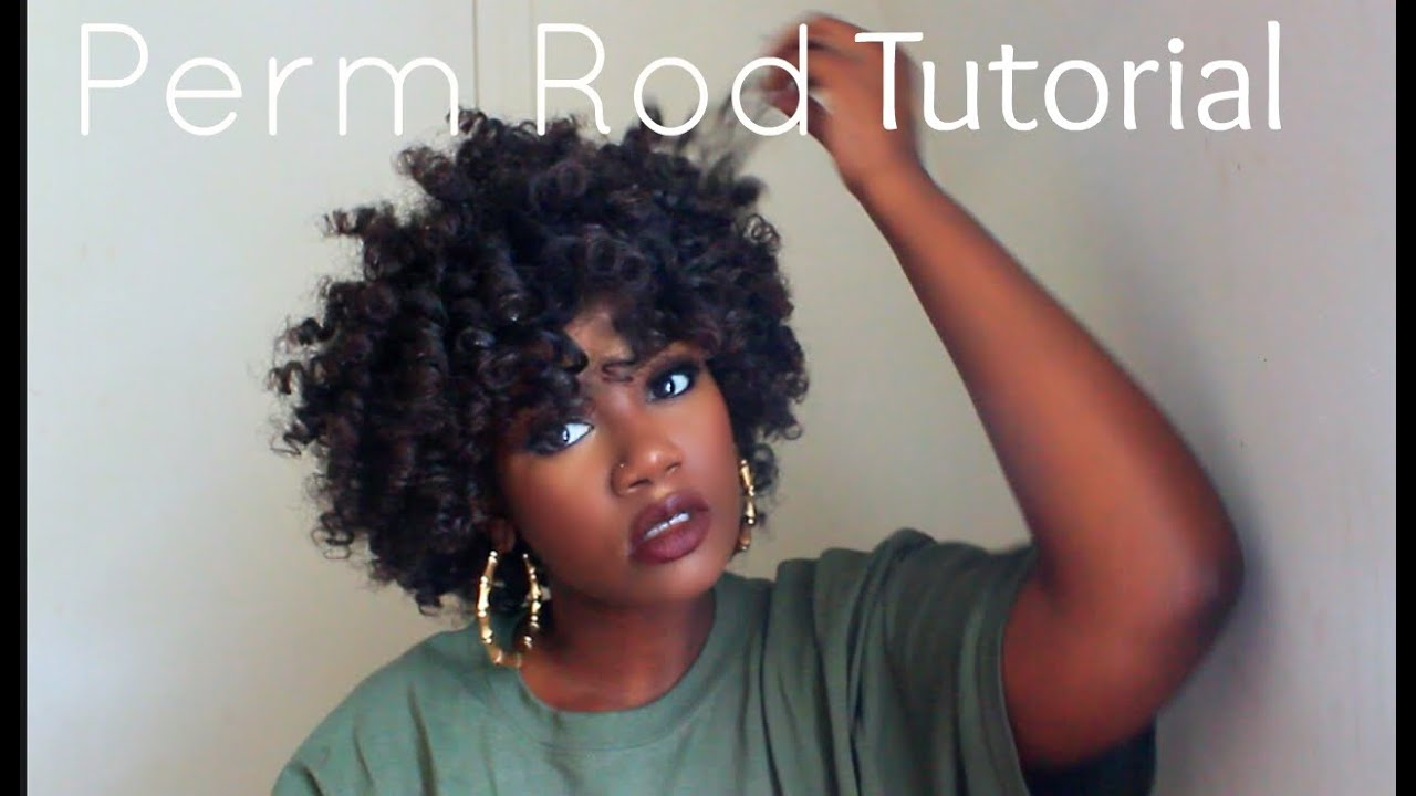 Perm Rod Tutorial Part 1 Youtube