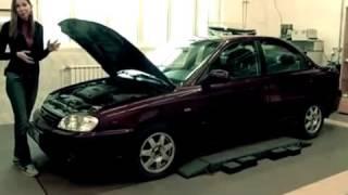 видео Автомобиль Kia Spectra