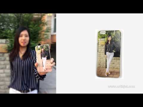 How to print yourself on a phonecase, phone case photo printer