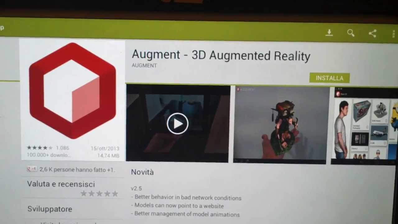 Augmented Reality App Tutorial - Lessons - Tes Teach