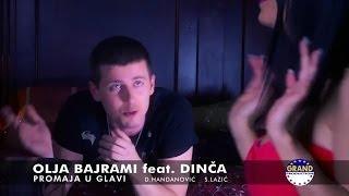 Olja Bajrami & Milan Dincic Dinca - Promaja U Glavi (Official Video 2012) HD
