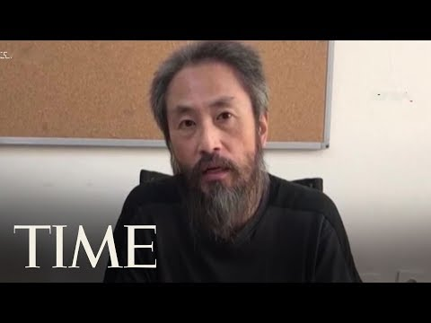 A Japanese Journalist Who Disappeared In Syria Has Been Freed In Turkey, Official Confirms   TIME