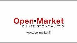 Open Market kiinteistönvälitys. Oletko ostamassa.mov