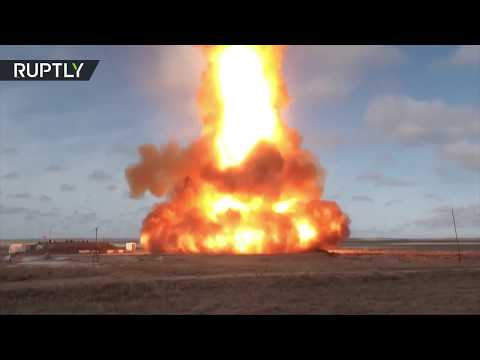 RAW: Russia tests updated missile-defense system intended to protect Moscow from aerial attacks