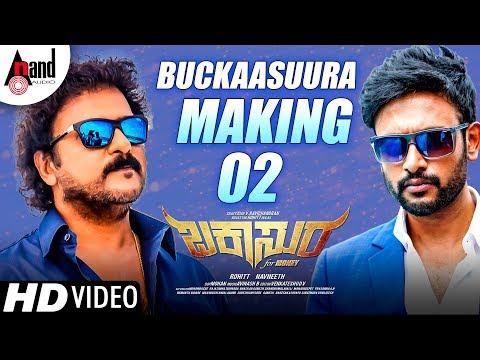 BUCKAASUURA | New Kannada Making Video - 02 | Vandran | Rohitt | Avinash.B | Navneeth