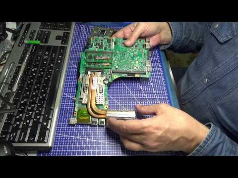 Ремонт ноутбука MSI GT683DX (MS-16F2) часть 1