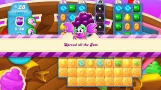 Candy Crush Soda Saga Level 1027 (No Boosters)
