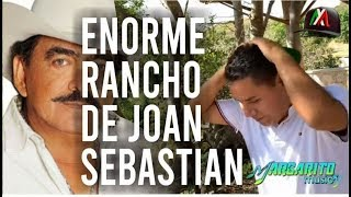 😊el rancho MILLONARIO de JOAN SEBASTIÁN❤️❤️❤️