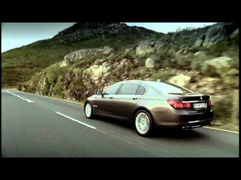 BMW 2012 7 Series LCI F01 F02 Showroom film