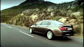 BMW 2012 7 Series LCI F01 F02 Showroom film