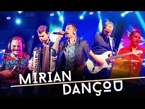 Banda Shalom ● Mirian Dançou ( FORRÓ GOSPEL )