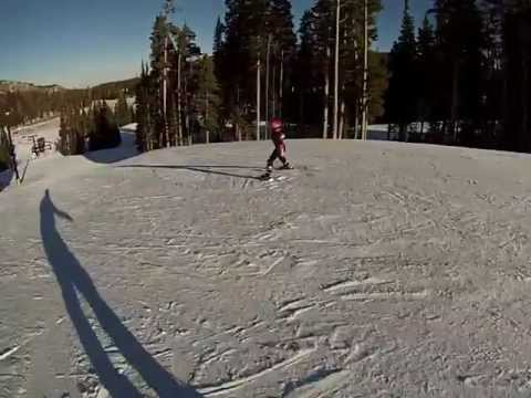The 10YO, Eldora Skiing Nederland CO GoPro