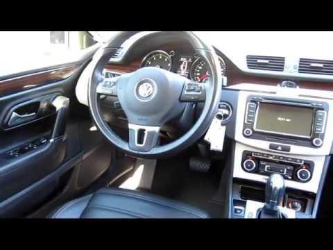 2012 Volkswagen CC Lux Plus Sedan San Jose Sunnyvale Hayward