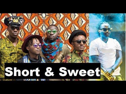 SHORT AND SWEET by  Sauti Sol Ft Nyashnski (My Take)