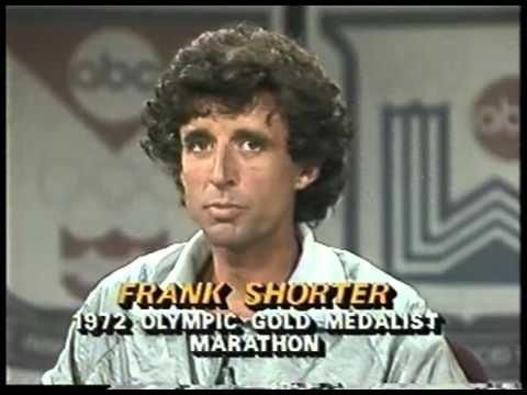 Olympics - 1984 Los Angeles - ABC Profile - 1972 Munich Gold Medalist USA Frank Shorter imasports