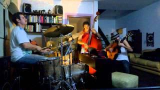 Mário Wamser Trio - Naima - John Coltrane