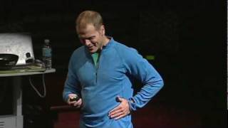 How to feel like the Incredible Hulk | Tim Ferriss(http://www.ted.com Productivity guru Tim Ferriss' fun, encouraging anecdotes show how one simple question --