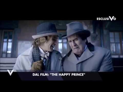 Intervista Rupert Everett-Verissimo, The Happy Prince