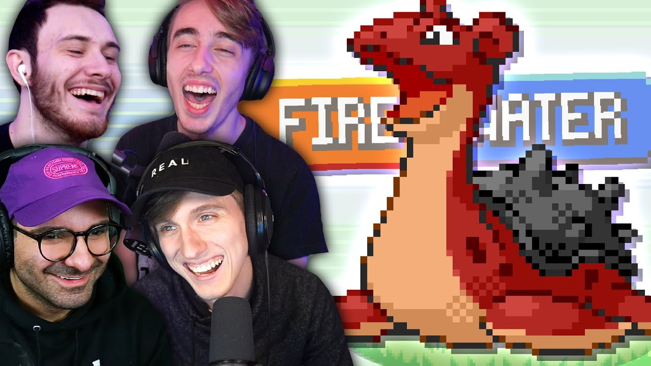 Download HIT HIMSELF IN CONFUSION! | Pokemon Fire Red Soul Link 2V2 Versus EP04