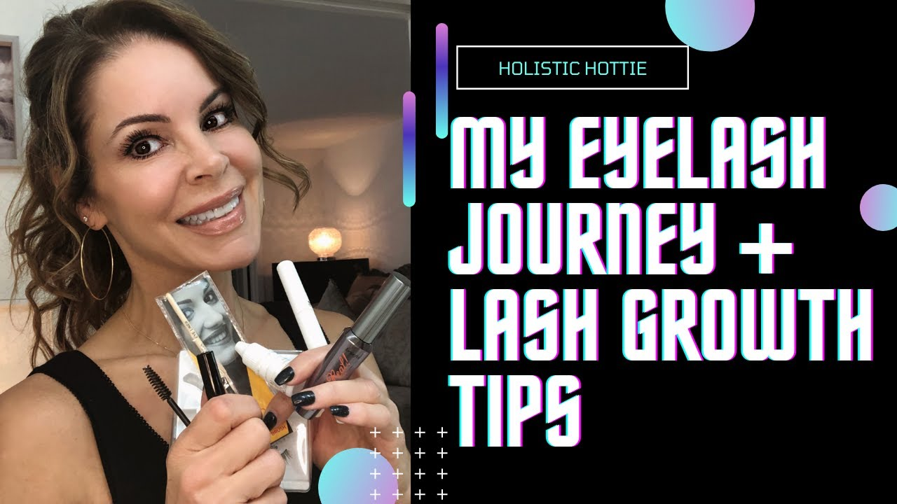 Download My Eyelash Journey (+ Tips For Making Your Natural Lashes Look FABULOUS!) ~ Holistic Hottie