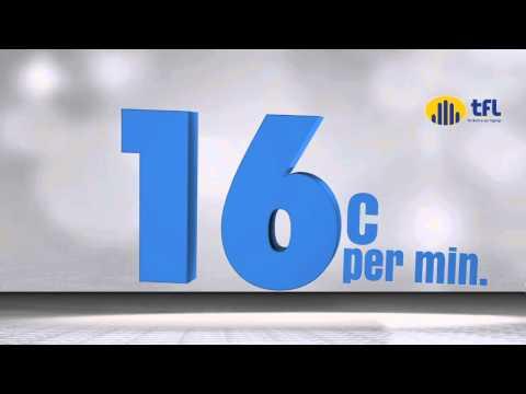 Telecom Fiji 16C Per Minute TVC
