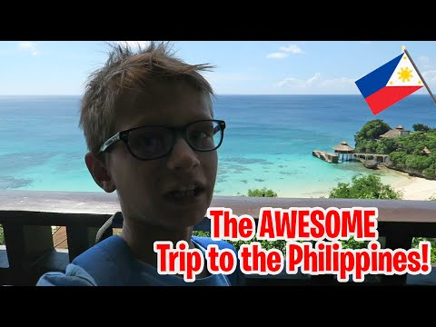 Going to the Philippines!