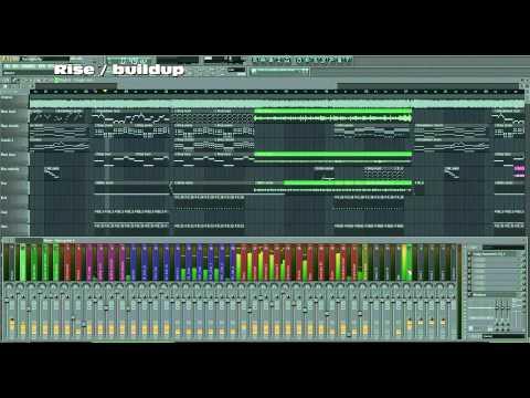 Avicii - The nights - MTBWillford FL studio tutorial + FLP