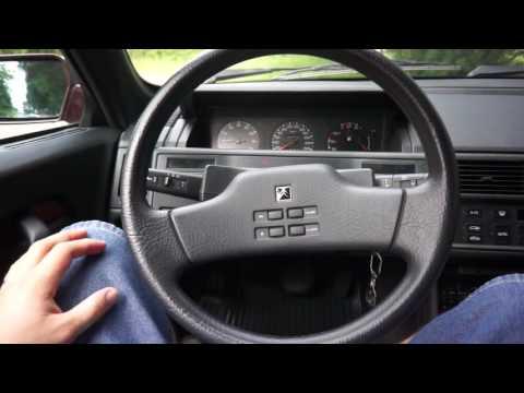 Citroën XM V6 PRV 1993 - Apresentação