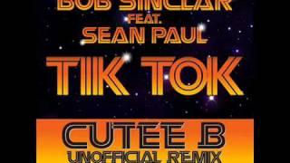 Bob Sinclar Ft Sean Paul vs Big Ali  Tik Tok Cutee B Remix HD thumbnail