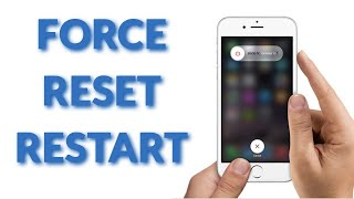 iPhone 8 How To Force Restart Soft Reset