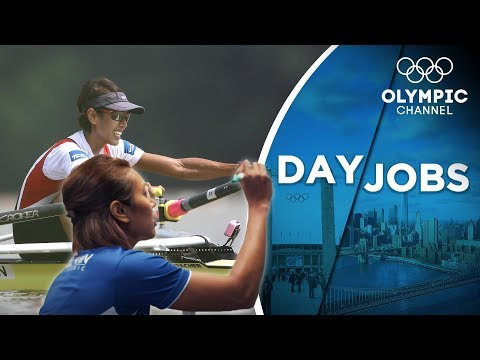 Self-funding the Olympic debut - Singapore's first ever Olympic Rower | Day Jobs