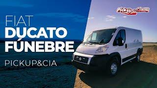 Nova Fiat Ducato Fúnebre - Pickup&Cia
