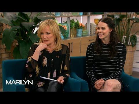 Tessa Virtue CTV Takeover The Marilyn Denis Show Full