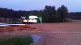 Изготовление и монтаж пляжной конструкции/бара.