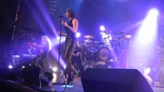 "Nightwish ""Song of Myself"" w/ Floor Jansen @ HoB San Diego 10/06/2012"