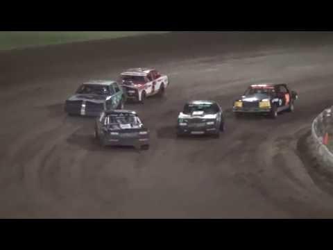 2 Man Cruiser's feature Farley Speedway 5/20/16