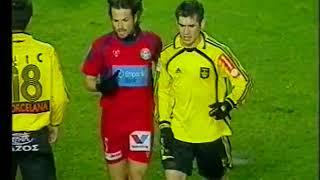 ΑΡΗΣ-ξάνθη 2-0 (2007-08)