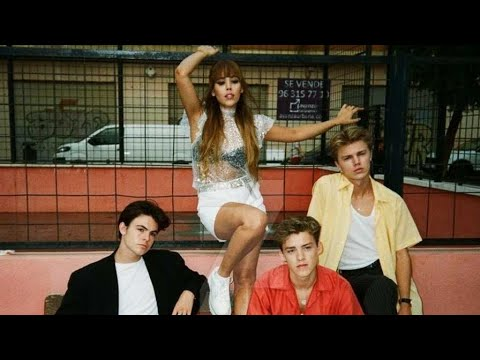 New Hope Club Danna Paola Know Me Too Well Audio Youtube
